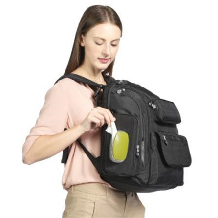 Fashion Diaper Bag Backpack Mochila Maternidade Bag For Baby Care Stroller Accessories Nursing Mommy Maternity