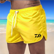 Men Swimsuit Beach Sport Quick Drying Swim Trunks Mens Swimming Shorts For Men Swimwear sunga Surf Boxer Briefs zwembroek heren