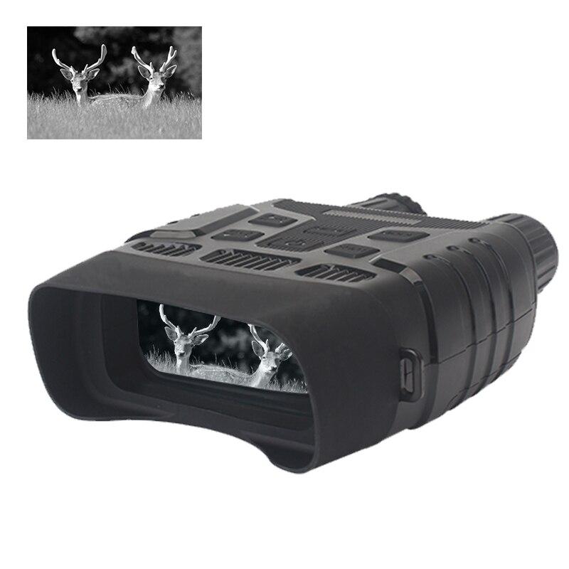 WILDGAMEPLUS NV300 Infrarouge de Vision Nocturne de Chasse Binoculaire DVR 300m L'obscurité 720P Enregistreur Lunettes Télescope travailler Jour et Nuit