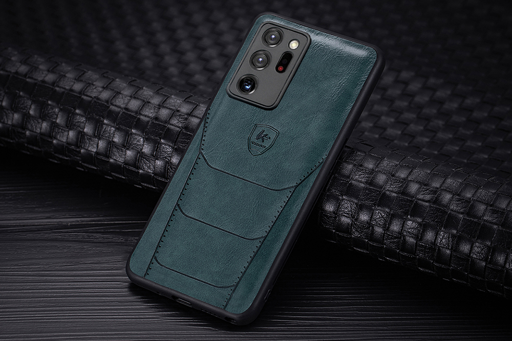Galaxy NOTE 20 Ultra leather case 7