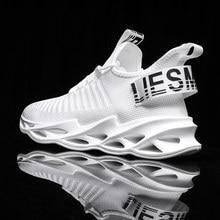Zapatillas De deporte transpirables para hombre y Mujer, calzado deportivo para exteriores, cómodo e informal, para gimnasio