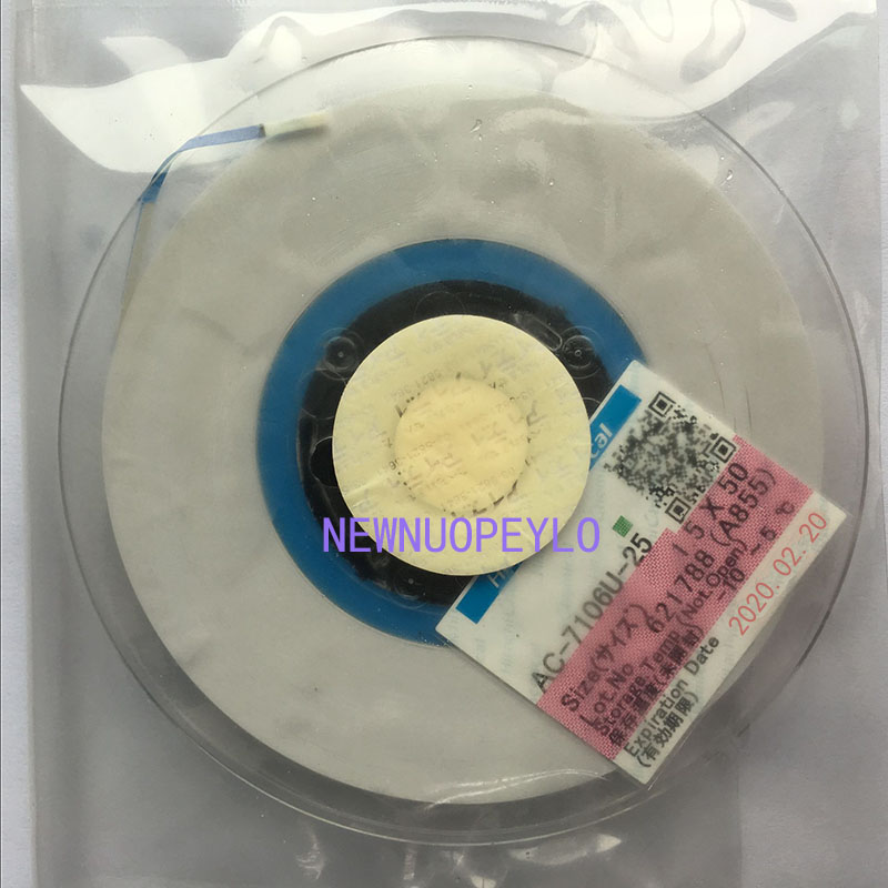 New Date And Original ACF Tape AC 7106U 25 For Mobile Phone Panel Repair Conductive Tape Spec 1.0/1.2/2.0/3.0mm*50m|Tape| |  - title=