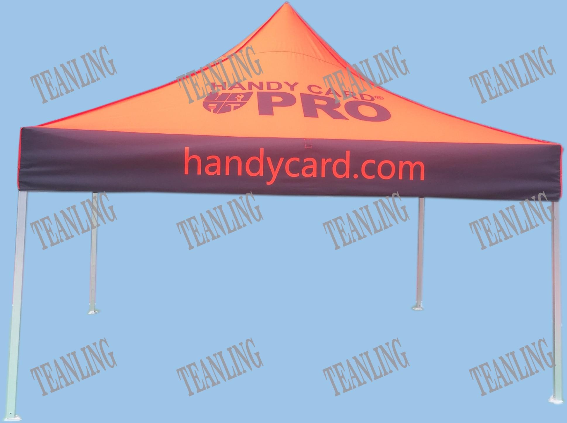 10 * 10 namiot ogrodowy altanka logo na zamówienie duży