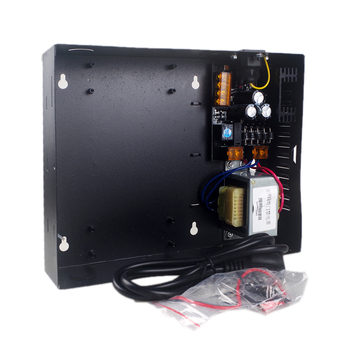 5A power Supply Box High Quality  input AC110V  220V Security Network access Contorl Board