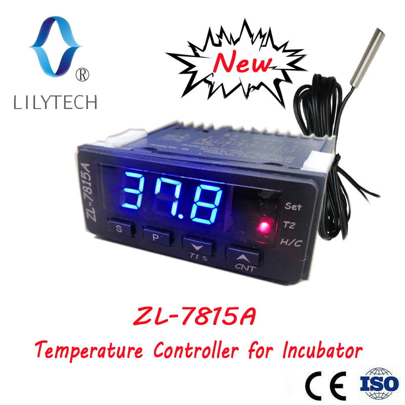 STC-3000 110V-220V 10//30A Touch Temperature Controller Thermostat With Sensor DH