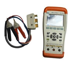 Image 4 - Handheld LCR Digital Bridge JK825 Capacitance Tester High Precision Inductance Meter Resistance Tester Electronic Lab Equipment