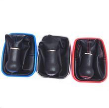 5/6 Скорость рукоятка для рычага переключения передач Противопыльный чехол из искусственной кожи для Volkswagen VW 2003-2008 для VW Golf 4 Характеристичес...