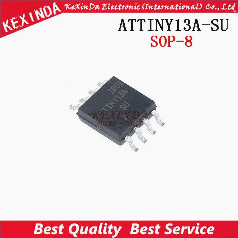 10PCS NEW SOP-8 ATTINY13A-SU TINY13A-SU SMD IC