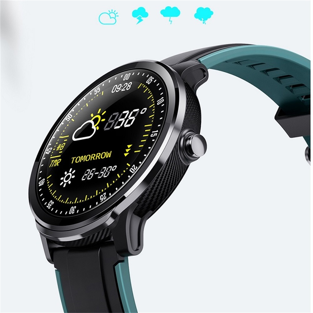 Image 2 - IP68 Smart Watch waterproof Screen Heart Rate Monitor Blood 
