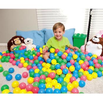 25 sztuk piłka dla dzieci kolorowe zabawy miękkie tworzywo sztuczne basen z piłkami piłki dla niemowląt imprezy dla dzieci imprezy plac zabaw gry basen namiot Ocean zabawki tanie i dobre opinie PBPBOX Eco-Friendly Soft Plastic Ocean Ball 5 5cm 6cm 7cm Sport 13-24 miesiące 2-4 lata 5-7 lat 8-11 lat 12-15 lat Unisex