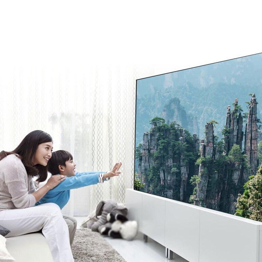 Branco 814 projetor portátil de alta definição 1080p hdmi projetor multi interface de cinema em casa projetor de vídeo-4