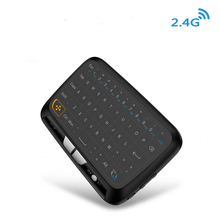 Wireless Computer Keyboard Touchpad Mini Small Portable PC Office USB Keybord Touch Pad With Mouse Funtion For TV Box Mac Laptop 2017 new mc 35ag wireless touch digital keyboard touch mouse 2 4g wireless mini keyboard touch pads for pc