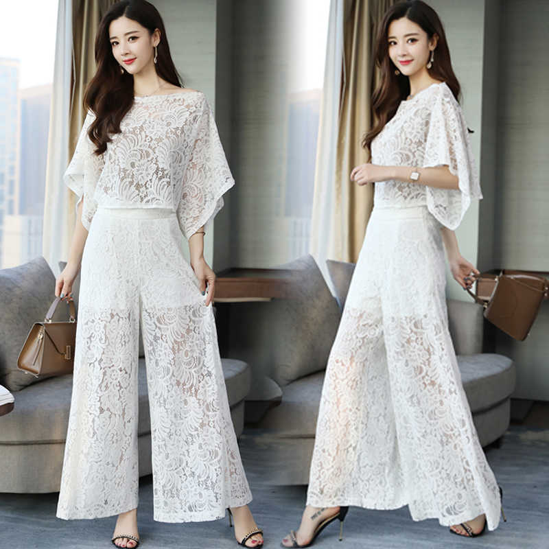 Mother Of The Bride Pant Suits Lace Tops Wide Leg Trousers Plus Size Women Pantsuits Formal Wedding Guest Wear 2 Two Piece Set Aliexpress,Marriage Reception Kerala Wedding Reception Dress For Bride And Groom
