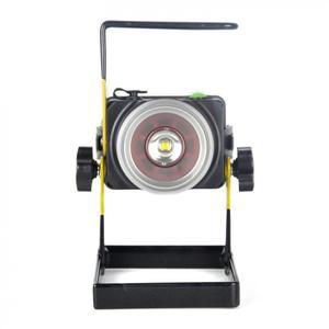Image 2 - LED 투광 조명 원래 30W 1200 LM LED 홍수 램프 XM L T6 3 모드 캠핑/사냥에 대 한 충전식 LED 스포트 라이트 낚시 램프
