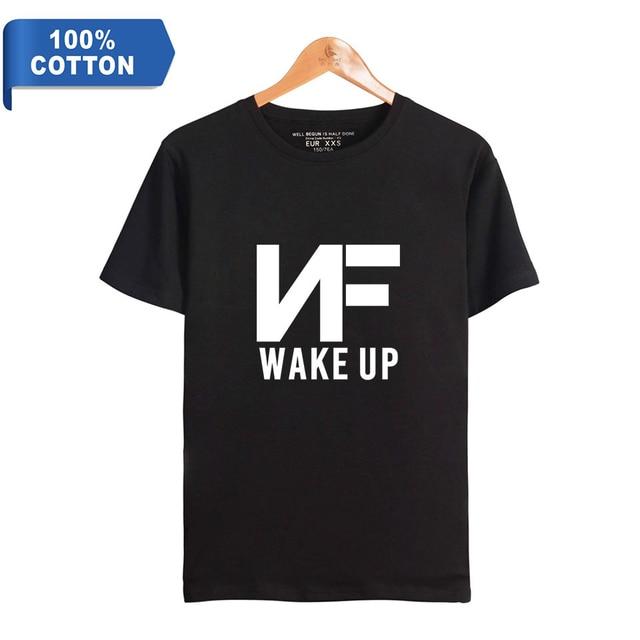Music NF Perception O-neck Tshirt Plus Size  1