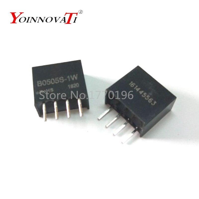 Устройство для подключения внешних аккумуляторов, 5 В, 5 В, постоянный ток, модуль B0505S SIP-4, 1 шт.