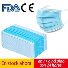 Special offer masks 20-200 PCs facial and oral non-woven dustproof antibacterial mask