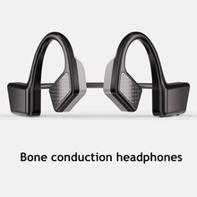 Bluetooth 5.0 K08 Wireless Headphones Bone Conduction Earphone Outdoor Sport Headset with Microphone Handsfree Headsets edal bone conduction headphones earphone wired noise reduction earphones hands free outdoor sports with microphone smart phone