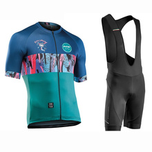 Nw team Summer Cycling Jersey Set Breathable MTB Bicycle bib shorts Cycling Clothing Mountain Bike Wear Clothes Maillot Ciclismo pro cycling jersey set cycling wear for summer mountain bike clothes bicycle clothing mtb bike cycling clothing cycling suit