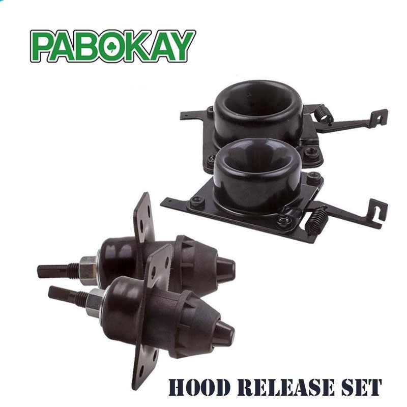 1Pcs 20498998 Truck Hood Release Latch Upper For Volvo VN VNL