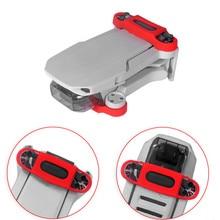 1 çift hafif pervane bıçakları tutucu DJI Mavic Mini Drone yedek parça hızlı bırakma Paddle sabitleme tutucu koruyucu