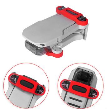 1 para lekki uchwyt łopatki śmigła dla DJI Mavic Mini Drone części zamienne Quick Release Paddle uchwyt mocujący ochronny tanie i dobre opinie MASiKEN for DJI Mavic Mini EDJP1055 Silicone Paddle Holders 1pcs