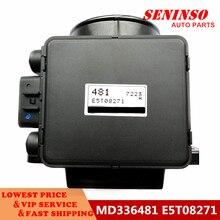 Luchtmassameter Meter MD336481 E5T08271 Case Voor Mitsubishi Lancer 2003 2007, Outlander 2003 2006, galant 1996 2004