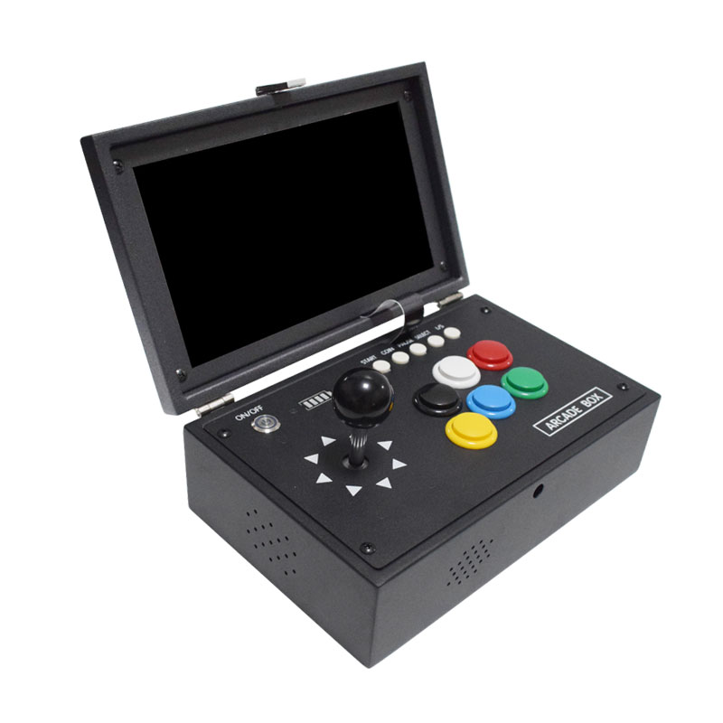 10 inch lcd arcade console 4