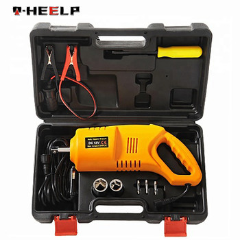 E-HEELP 80W 480N.M Car Electric Wrench Impact Socket Wrench Auto Tyre Change Tools  Automotive Repair Tool