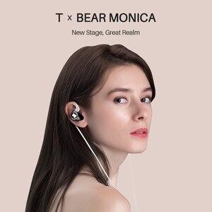Image 3 - TFZ T X BEAR MONICA In Ear Monitor Professional Headphone Noise Canceling Super Bass DJ Music HIFI Headset Detachable Cable