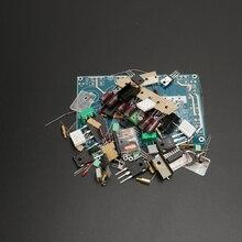 Placa amplificadora KYYSLB 120W * 2 A3, transistor de efecto de campo diferencial doble totalmente simétrico IRFP240 IRFP9240, placa amplificadora