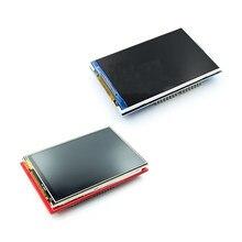 3.5 inç 480x320 TFT LCD dokunmatik ekran modülü ILI9486 LCD ekran Arduino UNO için MEGA2560 kurulu ile/olmadan dokunmatik Panel