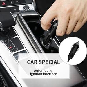 Image 3 - 5000PA Drahtlose Auto Staubsauger Protable Auto Vakuum Reiniger Starken Sog Handheld Automotive Reiniger für Home Auto Büro