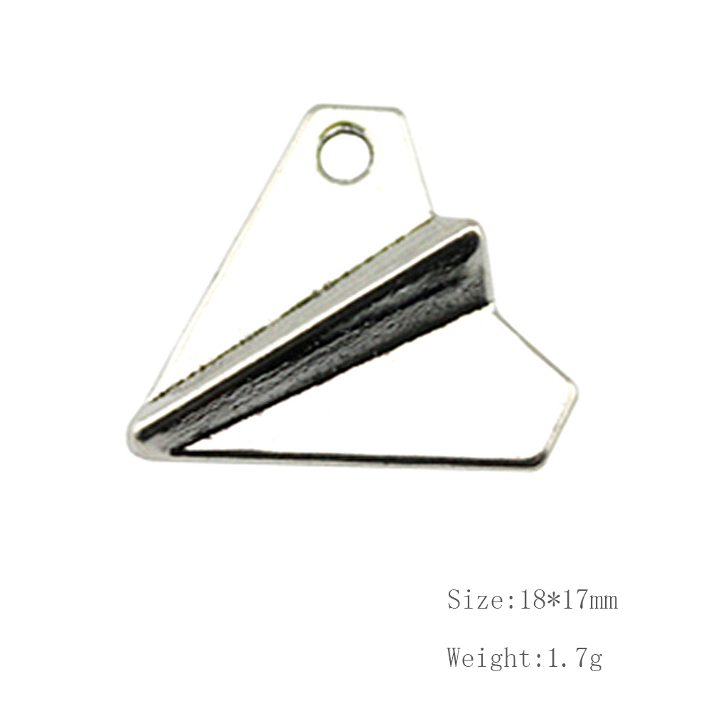 5pcs New Fashion Taliyah Paper Airplane Charms Pendant Jewelry Findings Components Accessories Jewelry