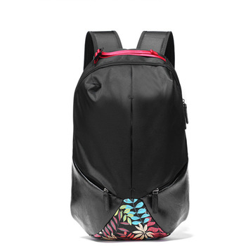 The new double Korean version of shoulder bags is fashionable and casual canvas for men and women with outdoor tide bags