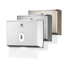 กล่องกระดาษทิชชูติดผนังผู้ถือกระดาษห้องน้ำTissue Dispenserกระดาษครัวครัวผ้าขนหนูกระดาษDispenser