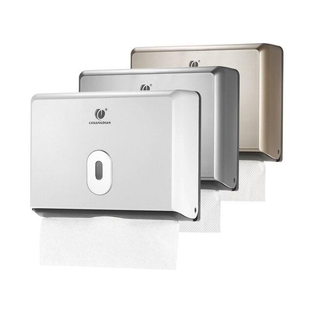 Wall Mounted Tissue Box Holder Toilet Paper Holder Bathroom Tissue Dispenser Kitchen Paper Holder Kitchen Paper Towel Dispenser