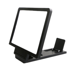 3D Movie Screen Enlarge Vivid Magnifier Eco-friendly HD Projector Stand Holder For Phone Mobile Phone Screen Amplifier