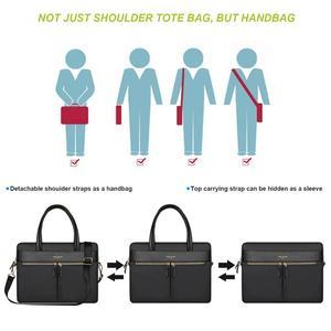 Image 5 - Модная сумка для ноутбука 14 дюймов для Macbook Pro 15, женская сумка для ноутбука Macbook Air 13, сумка для ноутбука 15,6 дюйма