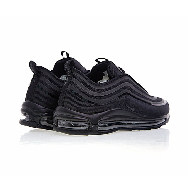 Original Authentic Nike Air Max 97 LX Men's Running Shoes Fashion Outdoor Sports Shoes Breathable Comfort 2019 New 918356-002
