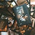 30 stücke Gruß Dekoration Karte Beschreibbare Postkarte DIY Journal Wand Aufkleber Kleine Poster Foto Requisiten Nachricht Papier Schreibwaren Geschenk