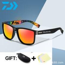 2021 daiwa óculos de pesca daiwa marca polarizada óculos de pesca dos homens acampamento caminhadas condução óculos de pesca