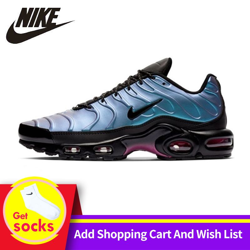 NIKE AIR MAX PLUS TN SE Original Men Running Shoes Outdoor Sports Air Cushion Comfortable Sneakers#AJ2013-006
