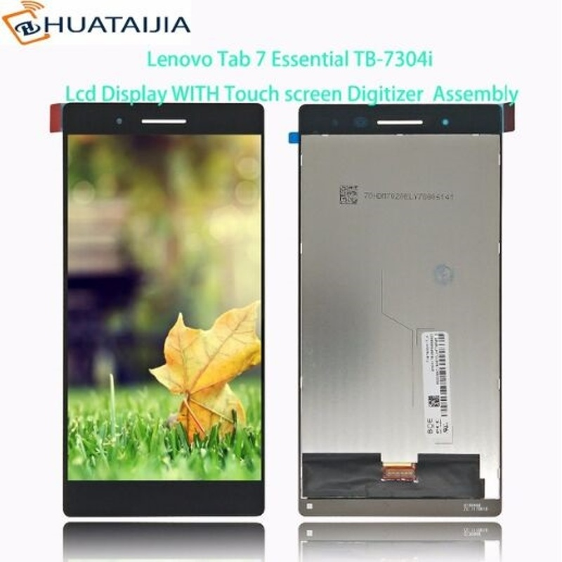NEW 7 INCH For Lenovo Tab 7 Essential TB-7304i LCD Tab 4 TB-7304i ZA31 TB 7304I Display And Touch Screen Digitizer Assembly