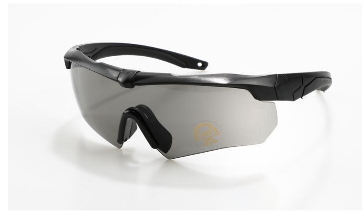 CS Glasses Standardless Army Fans Glasses Tactical Glasses Changeable PCs Glasses Bulletproof Eye Protection Glasses
