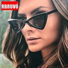 2021 маленькие солнцезащитные очки rbrovo в стиле ретро женские