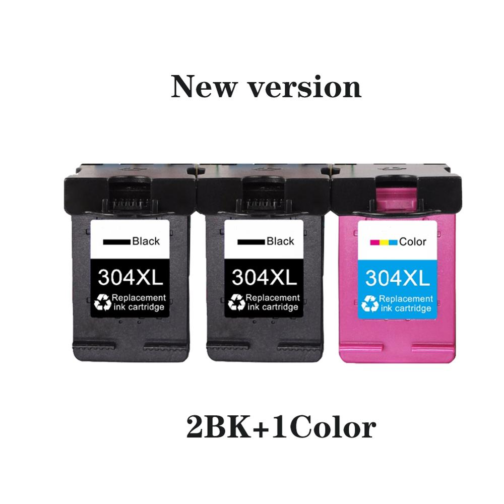 304XL <font><b>Cartridge</b></font> for hp304 <font><b>hp</b></font> 304 xl <font><b>Ink</b></font> <font><b>Cartridge</b></font> for <font><b>hp</b></font> deskjet envy <font><b>2620</b></font> 2630 2632 5030 5020 5032 3720 3730 5010 printer image