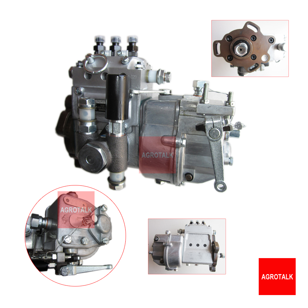 The High Fuel Pump For Quanchai QC380T / QC385T For Use Of Tractor Like Foton Lovol FT204 / FT254, Part Number: