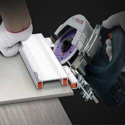 Stop aluminium 45 kątowa płytka ceramiczna frez płytki ceramiczne maszyna do cięcia płytki narzędzia płytka narzędzie ceramiczne cięcie 45 ° Przecinak do szkła Narzędzia -