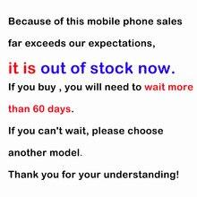 Deze telefoon is nu niet op voorraad, dan niet kopen, bedankt!